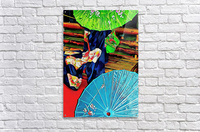 A Touch of Japan  Acrylic Print