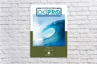 2017 OUTERKNOWN FIJI PRO Surf Competition Print  Acrylic Print