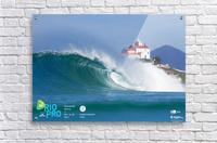 2017 RIO PRO Surf Competition Print  Acrylic Print
