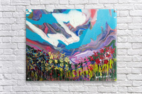 Mystic Valley   Acrylic Print