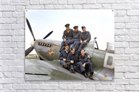 416 Squadron RCAF  Acrylic Print