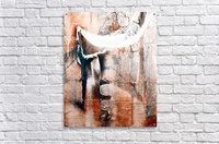 Dancer in the forest  Acrylic Print