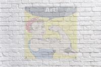 Art Can Do It  Acrylic Print