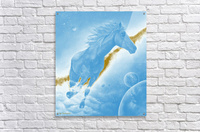 Celestial Horse  Acrylic Print