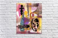 Cultural Remnant - g  Acrylic Print