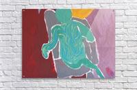 Behind   Acrylic Print