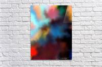 Color Burst - Breathe  Acrylic Print