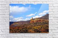 Chimney Rock Ghost Ranch NM   Acrylic Print
