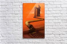 Speech  Acrylic Print