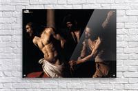 Christ at the column  Acrylic Print
