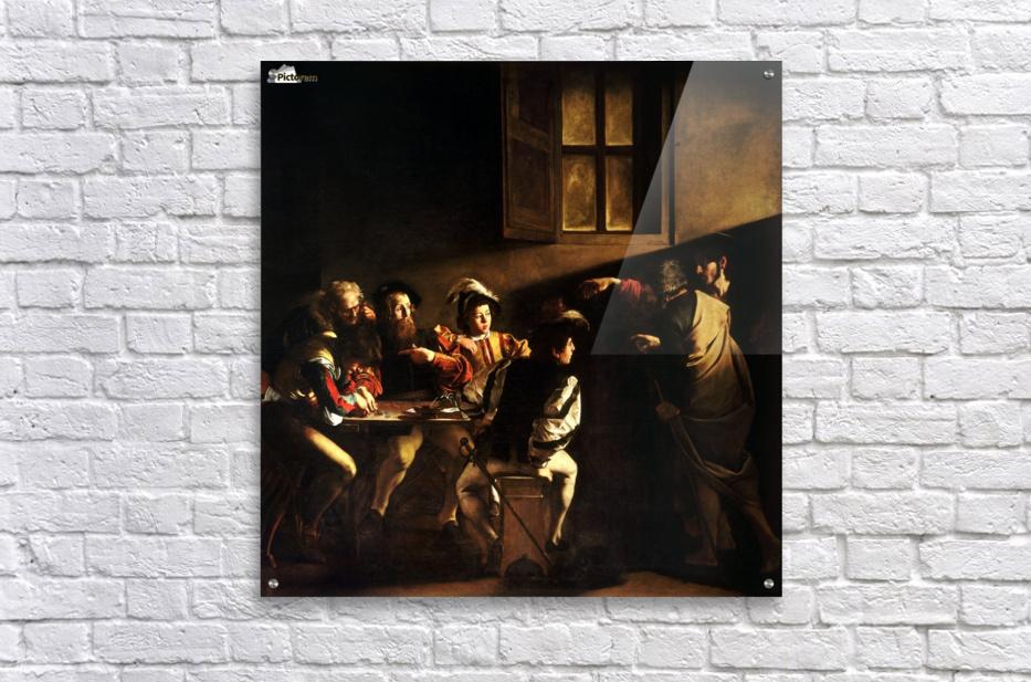 The Calling of Saint Matthew  Acrylic Print