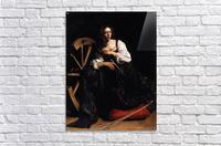 St Catherine of Alexandria  Acrylic Print