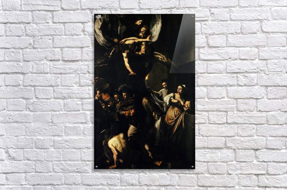 The Seven Works of Mercy  Acrylic Print