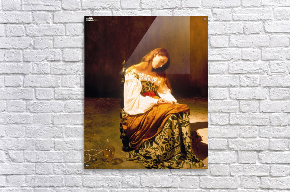 Tilda Swinton  Acrylic Print