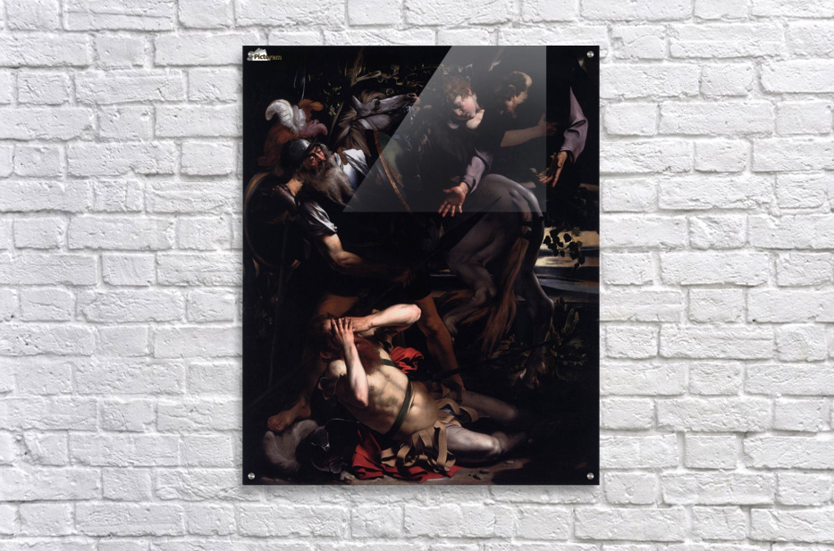 The Conversion of St. Paul  Acrylic Print