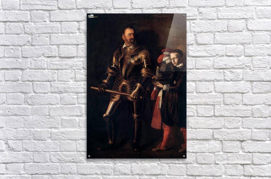 Knight of Malta  Acrylic Print