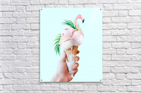 Tropical Ice Cream  Acrylic Print