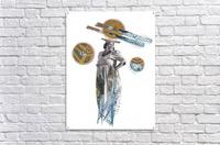 Herero Woman 5  Acrylic Print