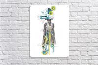 Herero woman 2  Acrylic Print