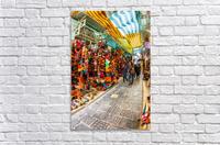 Souk Tunis Tunisie  Acrylic Print
