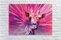 Giraffe pop 5  Acrylic Print