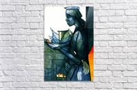 La marchande  Acrylic Print