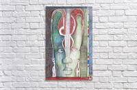 le masque 1  Acrylic Print