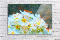 Blossom In A Storm  Acrylic Print