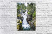 Big TImber Creek  Acrylic Print