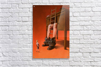 office  Acrylic Print