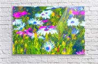 Joyful Daisy Field  Acrylic Print