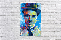 CharlieChaplin4  Acrylic Print