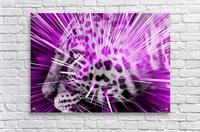 Leopard pop 3  Acrylic Print