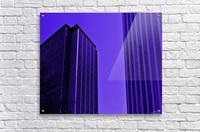 Edges  Acrylic Print