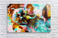 Painted Roses.10  Acrylic Print