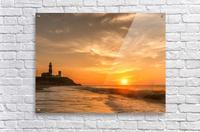 Montauk Beach  Acrylic Print