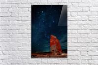 Dorothy Elevator Milky Way  Acrylic Print