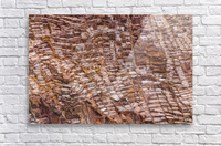 Maras Salt Mines  Acrylic Print