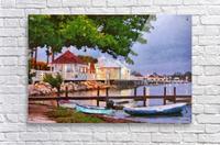 The Pier On Bridge Street  Acrylic Print
