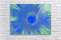 Blue Storm 1   Acrylic Print