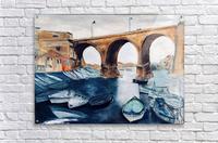 Marseille  Impression acrylique