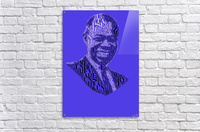 Louis Amstrong  Acrylic Print