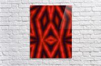 A.P.Polo - Der Schrei 4.0  Acrylic Print