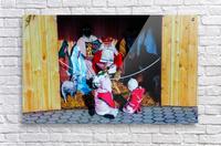 Hungarian Nativity Scene  Acrylic Print