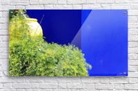 Marrakech on Blue Majorelle  Acrylic Print