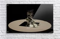 Crystalline Floret  Acrylic Print