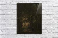 Maison de campagne de l artiste  Acrylic Print