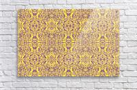 GOLDEN BEAR   Acrylic Print