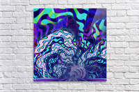 Digital_Tornado_Take_2  Acrylic Print