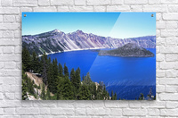 Crater Lake Oregon  Acrylic Print